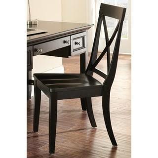 Greyson Living Olsen Black Desk Chair