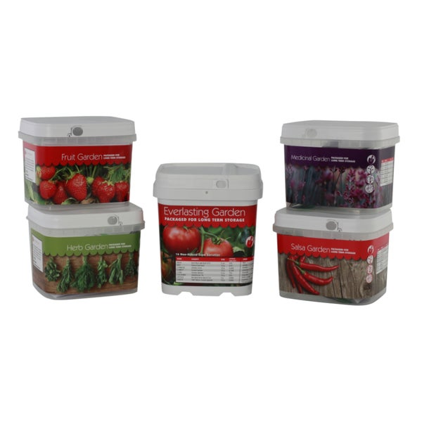 Preparedness Seed Pack