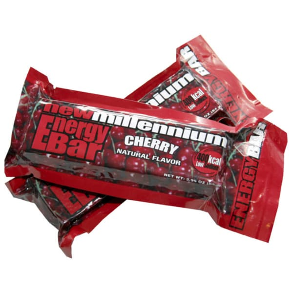 Cherry Millennium Food Bars (Case of 144)