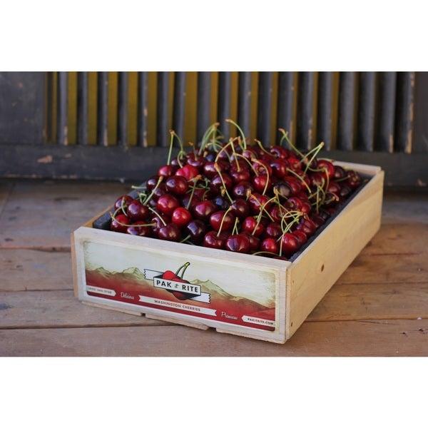Fresh Washington Bing Cherries