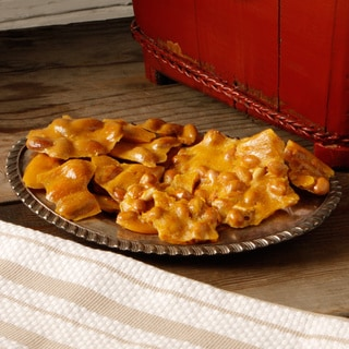 Grandma's Hand-crafted Brittle Lover's Peanut and Almond Brittle Duo
