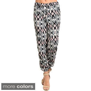 Shop The Trends Women's Fashionable Jogger Pants