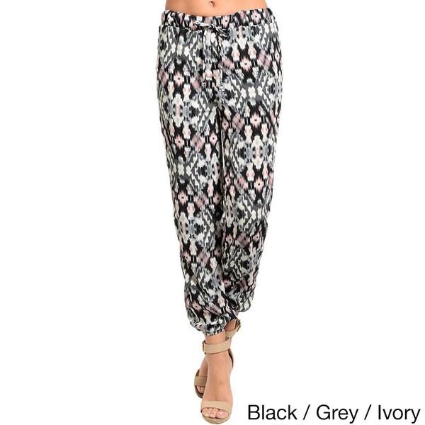Shop The Trends Women's Fashionable Jogger Pants