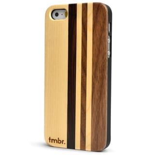 Maple Mix Wood iPhone 5/5S Case