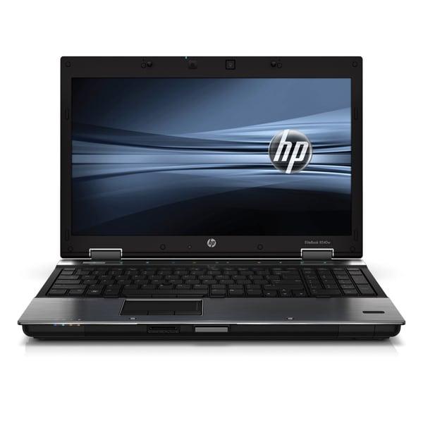 HP Elitebook 8530p 15.4-inch intel Core 2 Duo 2.8GHz 4GB 250GB Win 7 Notebook
