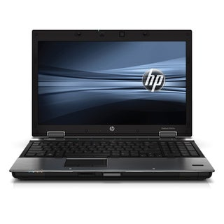 HP Elitebook 8530p 15.4-inch intel Core 2 Duo 2.8GHz 4GB 250GB Win 7 Notebook