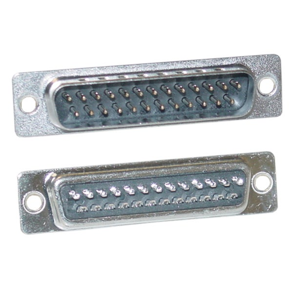 Offex DB25 D-sub Solder Type Connector