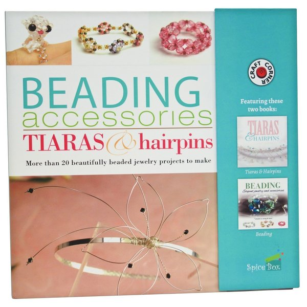 Tiara/ Jewelry Making Kit & Project Book