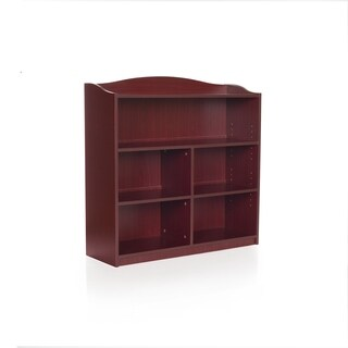 4-shelf Bookshelf Cherry