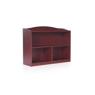 3-shelf Bookshelf Cherry