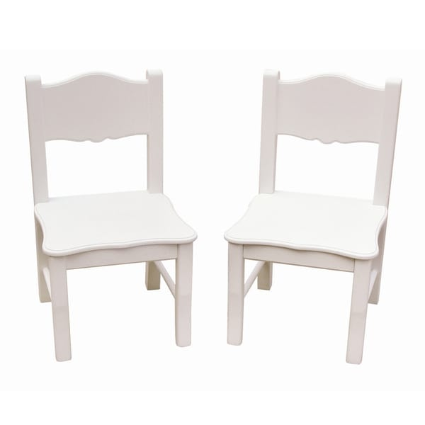 Classic White Extra Chairs