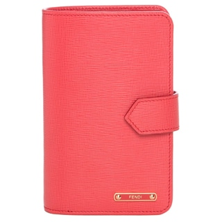 Fendi Crayons Bi Fold Wallet