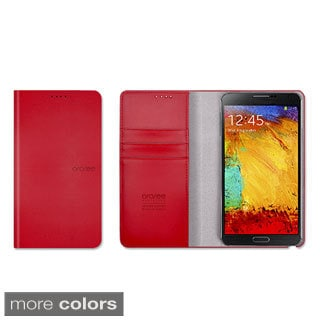 Slim Diary Galaxy Note 3 Wallet Case