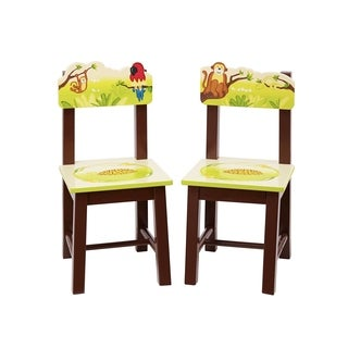 Jungle Party Extra Chairs (Set of 2)