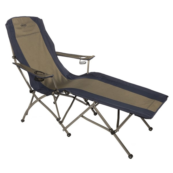Kamp Rite Folding Lounge Chair Overstock