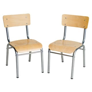 Audio Center Chairs (Set of 2)