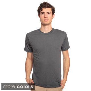 American Apparel Unisex Poly-cotton Crew Neck T-shirt