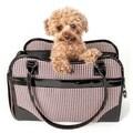 Pet Life Houndstooth Exquisite Handbag Fashion Pet Carrier