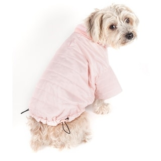 Pet Life Adjustable 'Sporty Avalanche' Pet Coat