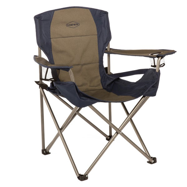 Kamp-Rite Folding Chair with Lumbar 13087742