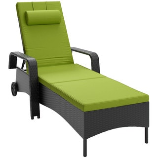 CorLiving Riverside Patio Reclining Lounger