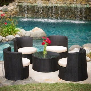 Valencia Obelisk 5-piece Outdoor Seating Set