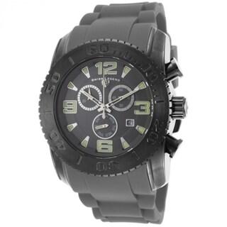 Swiss Legend Men's Commander Gunmetal Watch SL-10067-GM-014