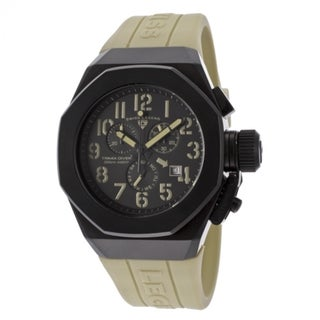 Swiss Legend Men's Trimix Black Watch SL-10542-BB-01-CMA
