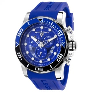 Swiss Legend Men's Avalanche Blue Watch SL-21368-03