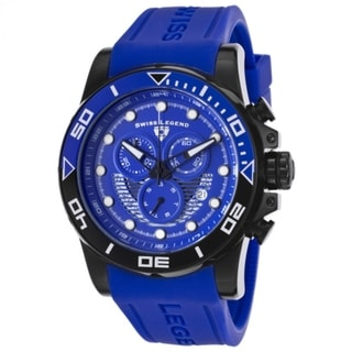 Swiss Legend Men's Avalanche Blue Watch SL-21368-BB-03