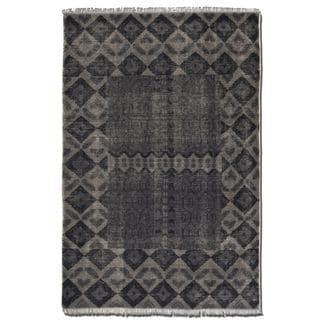 Hand-knotted Aegean Wool Area Rug (6' x 9')
