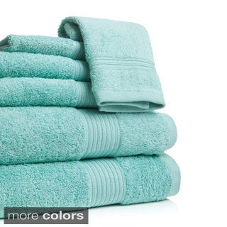 Home & Main 100-percent Cotton 6-piece Towel Set