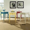 INSPIRE Q Shemar 1-drawer Flared Legs Accent Side Table