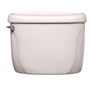 Glenwall Pressure-assisted 1.6 GPF White Toilet Tank