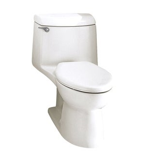 Champion 4 One-piece 1.6 GPF White Elongated Toilet
