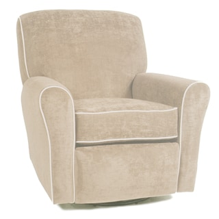 Rockwell Crushed Ivory Recliner