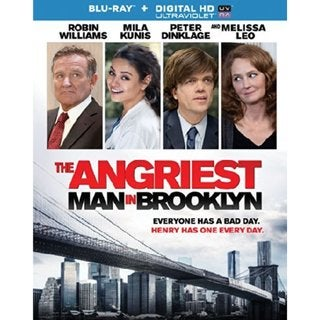 The Angriest Man In Brooklyn (Blu-ray Disc) 13089121