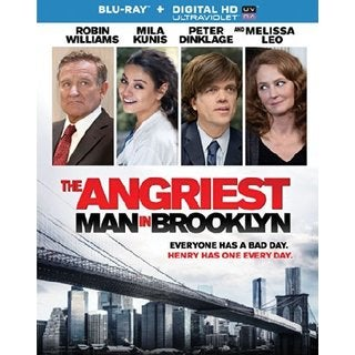 ANGRIEST MAN IN BROOKLYN(BD)