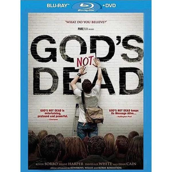 God's Not Dead (Blu-ray Disc) 13089138