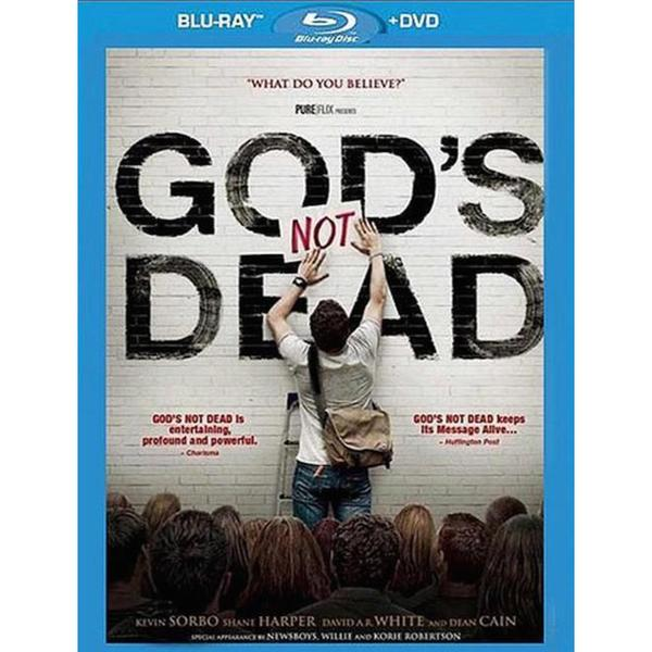 God's Not Dead (Blu-ray Disc) 13089138