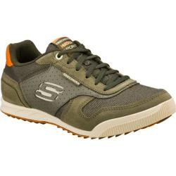 Men's Skechers Ascoli Exquisite Makes Olive/Orange