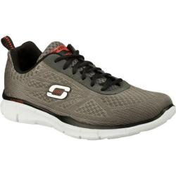 Men's Skechers Equalizer Quick Reaction Charcoal/Black