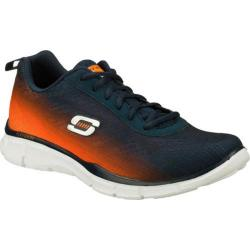 Men's Skechers Equalizer This Way Navy/Orange
