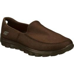 Men's Skechers GOwalk 2 Coast Brown