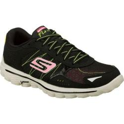 Women's Skechers GOwalk 2 Flash Black/Green