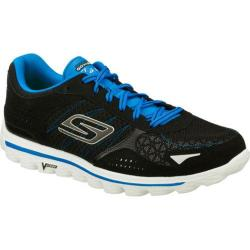 Men's Skechers GOwalk 2 Flash Black/Blue