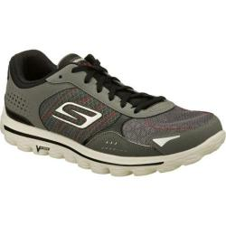 Men's Skechers GOwalk 2 Flash Gray/Black