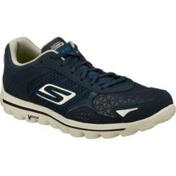 Men's Skechers GOwalk 2 Flash Navy/Gray
