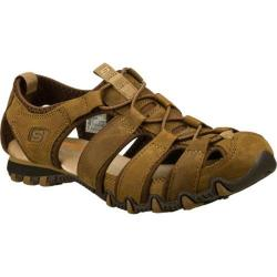 Women's Skechers Relaxed Fit Bikers Adventure Brown