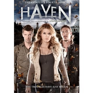 HAVEN-COMPLETE FOURTH SEASON (DVD) (4DISCS/16X9/1.78:1)